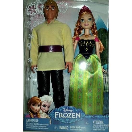 Disney Frozen  Anna et Kristoff