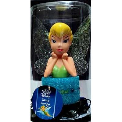 Disney Tinkerbell lampe