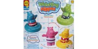 Alex rub a dub hippopotames siffleurs