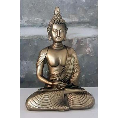 Bouddha thai or offrande