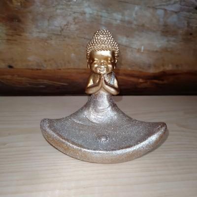 Bouddha bébé brûleur encens bâtonnets