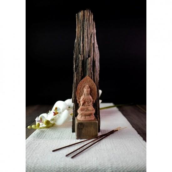 Bruleur d'encens bouddha thaïlandais