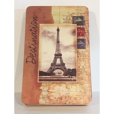 Cahier de notes Paris