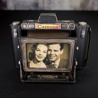 Camera photo décorative vintage