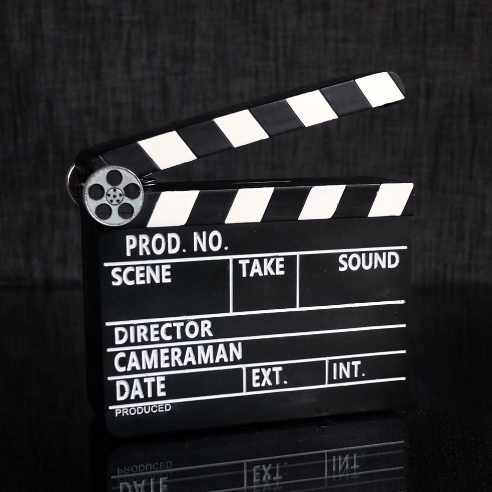 Cinema production vintage déco