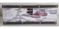 Couvre-boite à mouchoirs Paris
