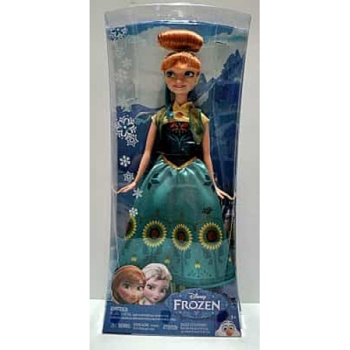 Disney Frozen poupée Anna