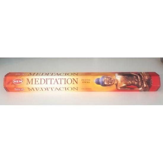 Encens bâtonnets meditation