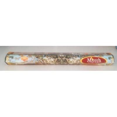 Encens bâtonnets myrrh