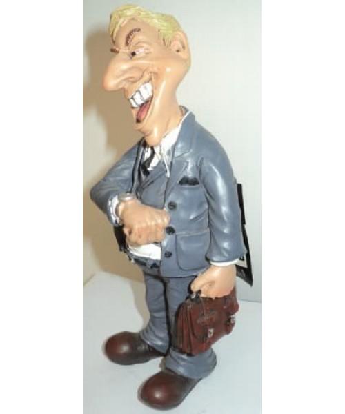Figurine homme d'affaires