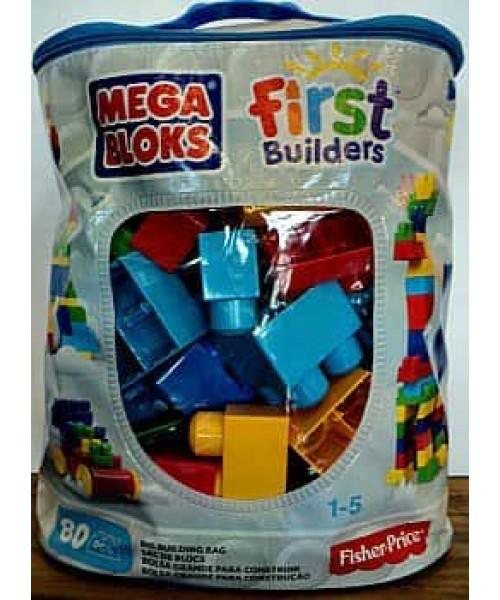 Mega bloks first builders 80 pièces