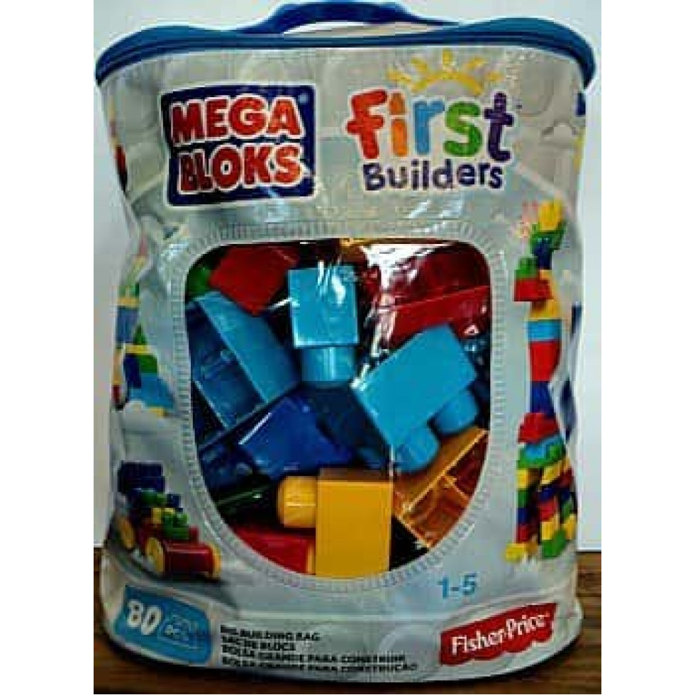 Mega bloks first builders 80 pi ces boutique cadeaux gi mi for Builders first