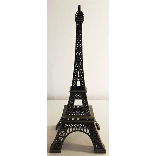 Petite tour Eiffel Paris en métal