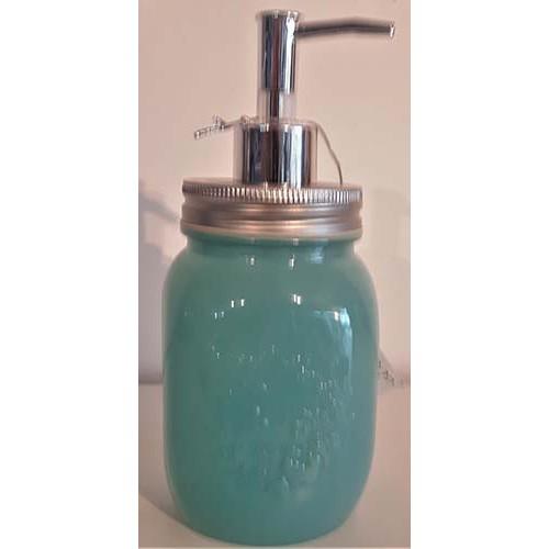 Pompe savon mason aqua
