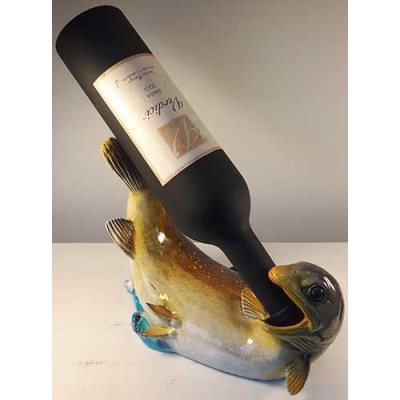 porte bouteille de vin bois d 39 orignal boutique cadeaux gi. Black Bedroom Furniture Sets. Home Design Ideas
