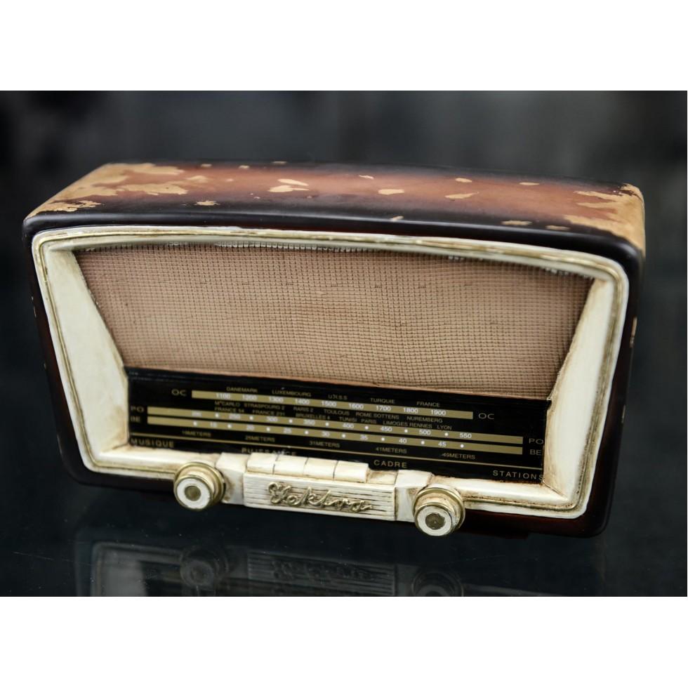 Radio  vintage déco