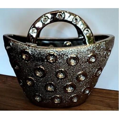 Sac décoratif tout-usage en céramique