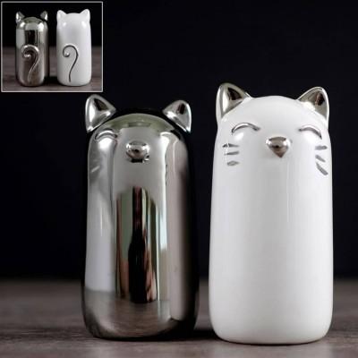 Salière poivrière chats 5 pouces