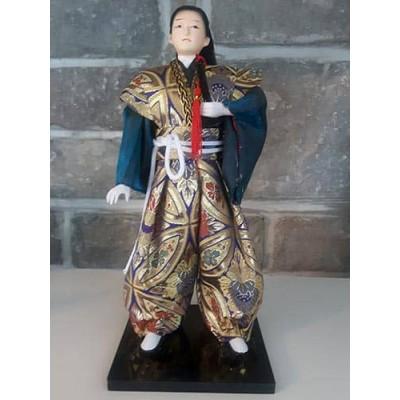 Samouraï épée katana figurine asiatique