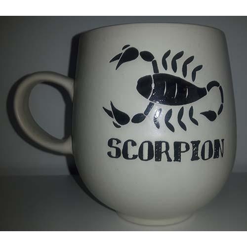 Tasse horoscope scorpion